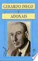 Gerardo Diego y Adonais