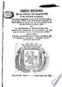 Glorias de Calatayud y su antiguo partido por --- i Don Felipe Eyaralar