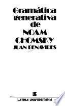 Gramática generativa de Noam Chomsky