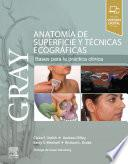 Gray. Anatomía de Superficie Y Técnicas Ecográficas