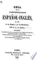 Guia de al conversación español-inglés