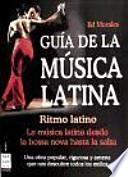 Guía de la música latina