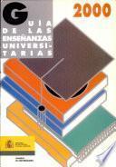 Guía de las enseñanzas universitarias