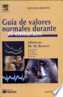 Guía de Valores Normales Durante el Embarazo