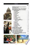 Guía turística y solidaria de Cuba