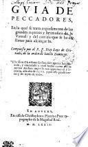 GVIA DE PECCADORES, En la qual se trata de las grandes riquezas y hermosura de la Virtud: y del camino que se ha de lleuar para alcançar la
