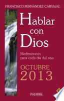 Hablar con Dios - Octubre 2013