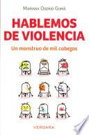Hablemos de violencia