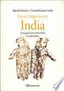 Hacer Negocios en India