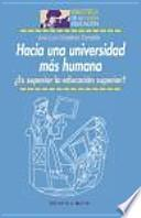 Hacia una universidad más humana