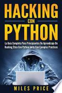Hacking Con Python