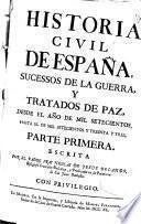 Historia civil de España