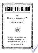 Historia de Curicó