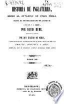 Historia de Inglaterra: (1842. 618 p.)