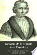 Historia de la Marina Real Española