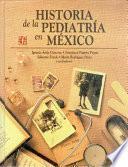 Historia de la pediatría en México
