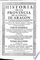 Historia de la provincia de la corona de Aragon de la sagrada orden de los ermitaños de nuestro gran padre San Augustin