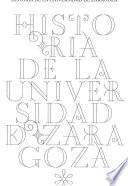 Historia de la Universidad de Zaragoza
