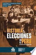 Historia de las elecciones en el Perú