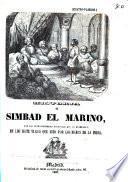 Historia de Simbad el Marino ...