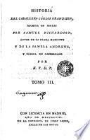 Historia del caballero Carlos Grandisen, 3