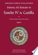 Historia del Reinado de Sancho IV de Castilla