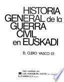 Historia general de la guerra civil en Euskadi