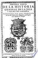 Historia general de la isla y reyno de Sardeña