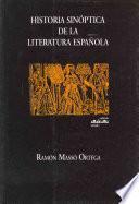 Historia sinóptica de la literatura española