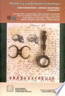 Historia y Explicación en Biología