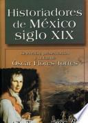 Historiadores de México Siglo XIX