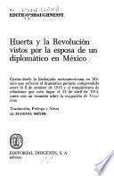 Huerta y la Revolution