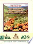I Curso Internacional De Riesgos Fitosanitarios Para La Agricultura Colombiana