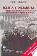 Iglesia y dictadura