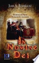 In nomine Dei