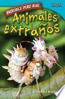 Increíble pero real: Animales extraños (Strange but True: Bizarr...) Guided Reading 6-Pack