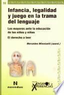 Infancia, legalidad y juego en la trama del lenguaje (71)