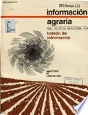 Información agraria