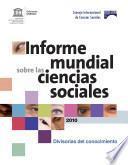 Informe mundial sobre las ciencias sociales – 2010 – Spanish