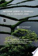 Informe sobre el trabajo en el mundo 2000