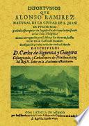 Infortunios de Alonso Ramirez ; Relación de la América septentrional