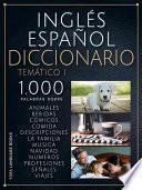 Inglés Español Diccionario Temático I