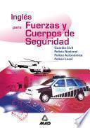 Inglés Para Oposiciones de Fuerzas Y Cuerpos de Seguridad.e-book.