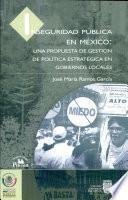 Inseguridad pública en México