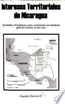 Intereses territoriales de Nicaragua