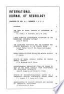 International Journal of Neurology