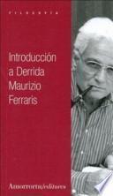 Introducción a Derrida