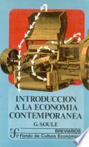 Introduccion a la Economia Contemporanea