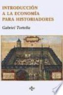 Introducción a la economía para historiadores