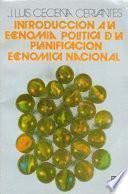 Introducción a la economía política de la planificación económica nacional